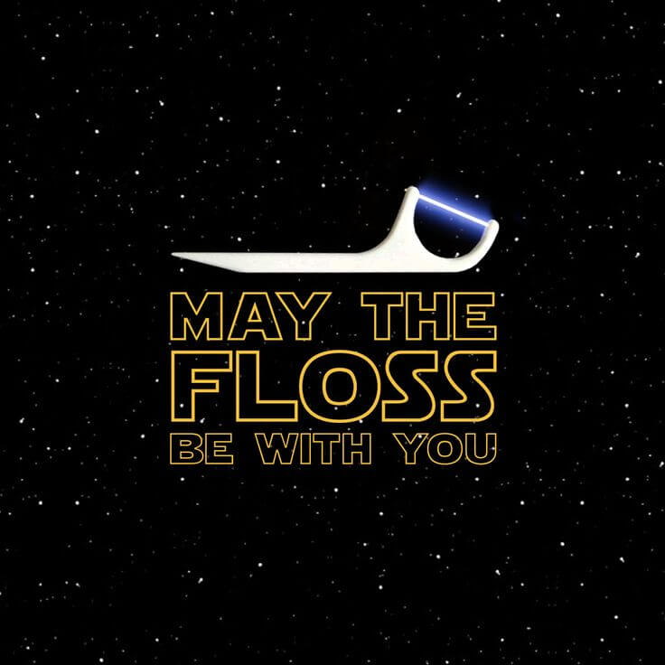 are you flossing daily